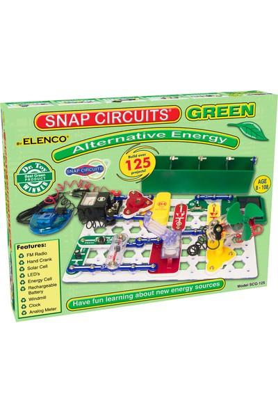 Elenco Snap Circuits Çıtçıt Devreler® Yeşil Enerji
