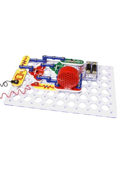 Elenco Snap Circuits Çıtçıt Devreler® Eğitici 300 Deney
