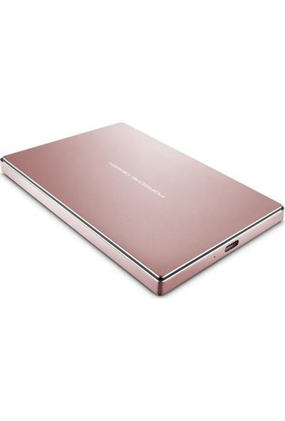 Lacie 2Tb 2.5 Inc Usb C - USB 3.0 STFD2000406 Porsche Design P 9223 Taşınabilir Disk