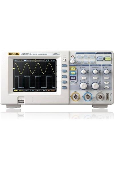 Rigol Ds-1062Cd Dijital Osiloskop