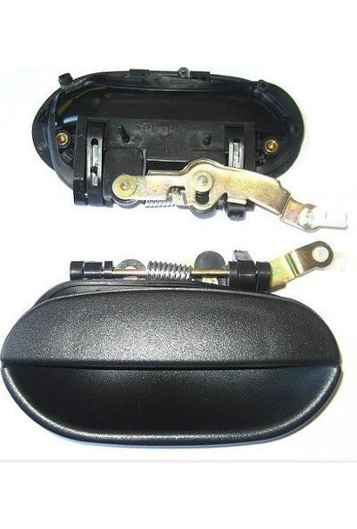 Hyundai Accent Dış Kapı Kolu Arka Sol 1994 - 1999 83650-22000