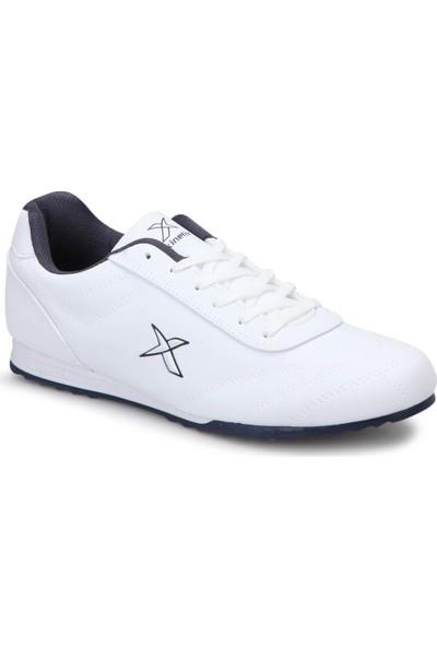 Kinetix Saworın Beyaz Erkek Sneaker Ayakkabı