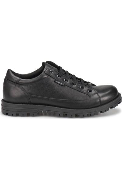 Kinetix Brano Siyah Erkek Deri City Ayakkabı
