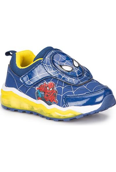 Spiderman Geo Lacivert Erkek Çocuk Athletic Ayakkabı