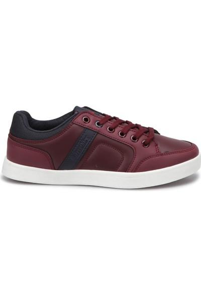 Kinetix Keya Bordo Lacivert Erkek Sneaker Ayakkabı