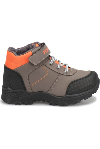 I Cool Gun Hı Kum Rengi Turuncu Erkek Çocuk Outdoor Ayakkabı