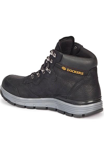 Dockers Erkek Trekking Bot Ve Ayakkabısı 100271162 Siyah 7W 223371 Siyah