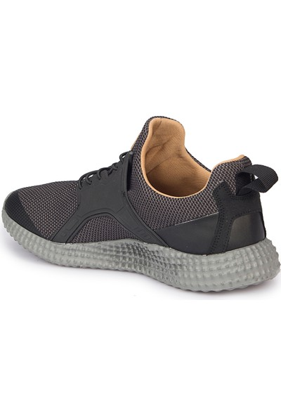 Mavi Readıng Siyah Erkek Sneaker Ayakkabı