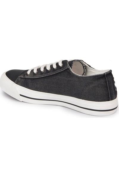 Mavi Moody Siyah Erkek Sneaker Ayakkabı
