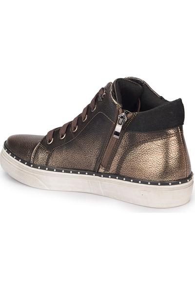 Mavi Berry Kahverengi Kadın Sneaker Ayakkabı