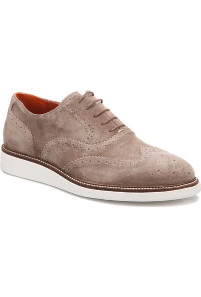 Ambitious 7047 Kum Rengi Erkek Deri Modern Ayakkabı