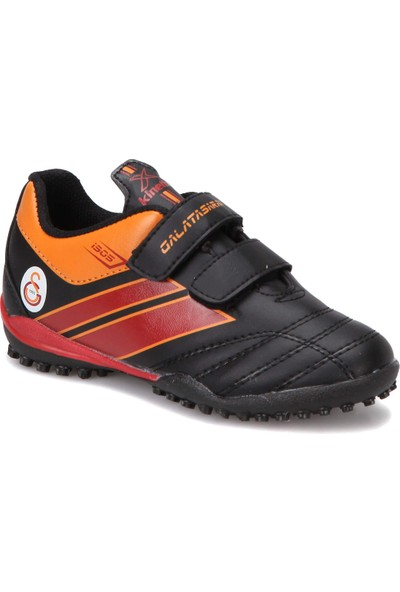 Gs Kids Trım J Turf Gs K Siyah Kırmızı Erkek Çocuk Halı Saha Ayakkabısı