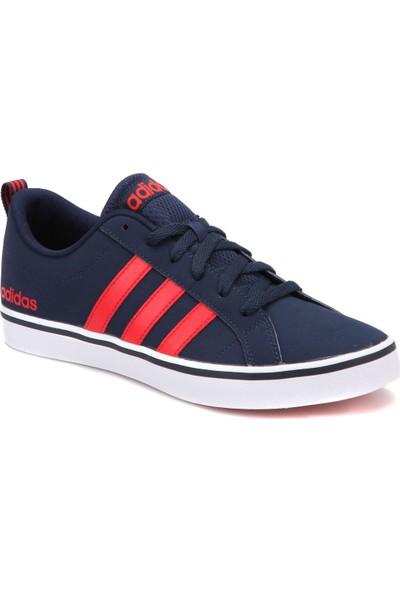 Adidas Vs Pace Lacivert Kırmızı Erkek Sneaker Ayakkabı