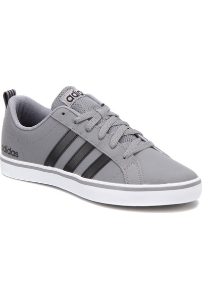 Adidas Vs Pace-1 Gri Siyah Erkek Sneaker Ayakkabı
