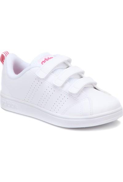 Adidas Bb9978 Siyah Pembe Kız Çocuk Sneaker Ayakkabı