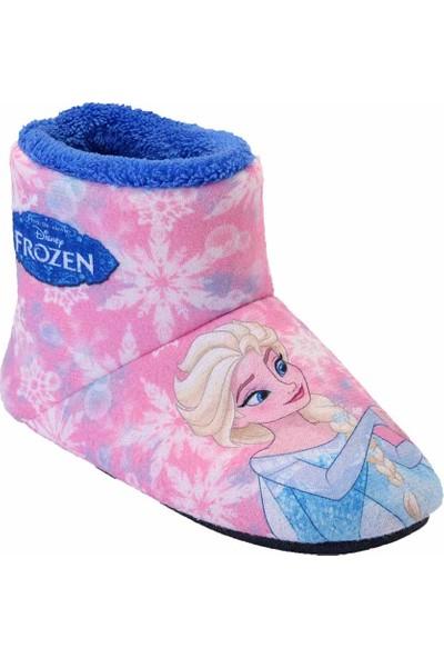 Frozen 90146 Pk Açık Pembe Kız Çocuk Panduf