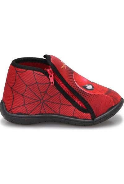 Spiderman 92235 Pe Kırmızı Erkek Çocuk Panduf
