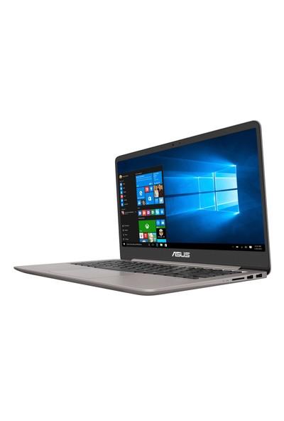"""Asus UX410UQ-GV074T Intel Core i7 7500U 8GB 1TB + 256GB SSD GT940MX Windows 10 Home 14"""" FHD Taşınabilir Bilgisayar"""