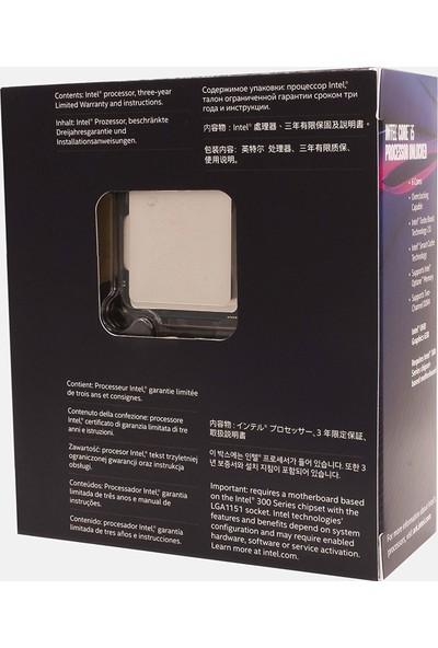 Intel Core i5-8600K 3.60GHz LGA1151 İşlemci