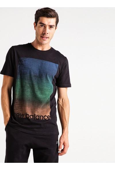 New Balance MTT3703 Erkek T-Shirt