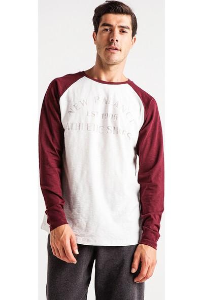 New Balance MTT3715 Erkek Sweatshirt