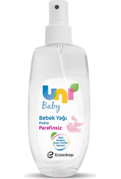 Uni Baby Bebek Yağı Pudra 200 ml