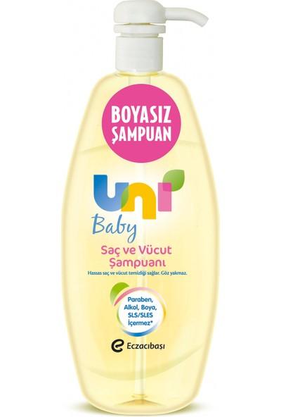 Uni Baby Boyasız Bebek Şampuanı 500ml