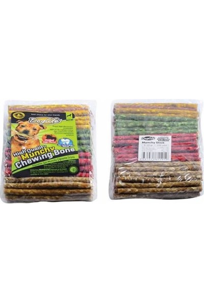 Doglife Munchy Sticks 9-10 Gr 100 Adet