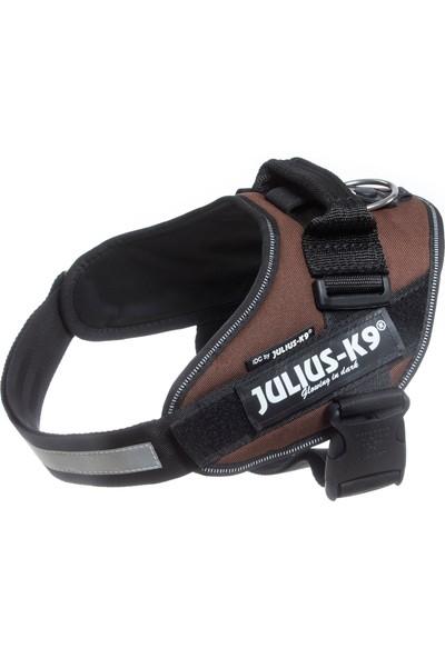 Julius-K9 Idc-Göğüs Tasması Kahverengi | 14-25Kg Ve 58-76Cm Göğüs Çevresi