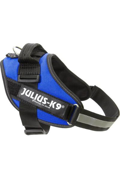 Julius-K9 Idc-Göğüs Tasması Mavi | 14-25Kg Ve 58-76Cm Göğüs Çevresi