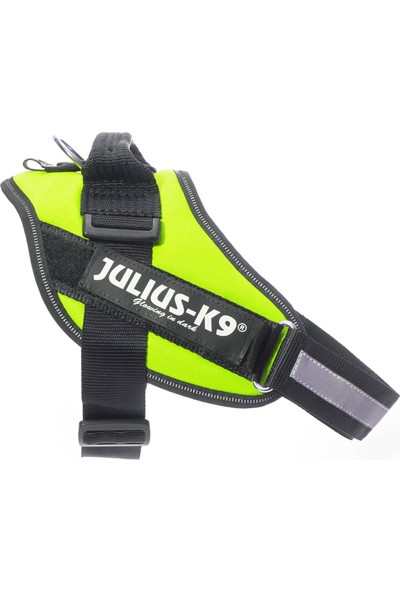 Julius-K9 Idc-Göğüs Tasması Neon | 14-25Kg Ve 58-76Cm Göğüs Çevresi