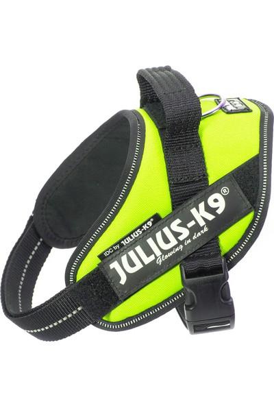 Julius-K9 Idc-Göğüs Tasması Neon | 7-15Kg Ve 49-67Cm Göğüs Çevresi