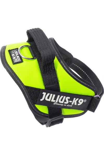 Julius-K9 Idc-Göğüs Tasması Neon   7-15Kg Ve 49-67Cm Göğüs Çevresi