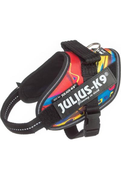 Julius-K9 Idc-Göğüs Tasması Psycho | 4-7Kg Ve 40-53Cm Göğüs Çevresi