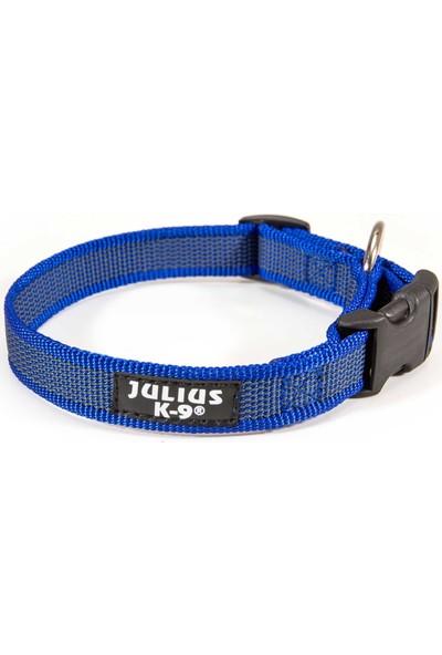 Julius-K9 Color & Gray Boyun Tasması 20Mm 27-42 Cm
