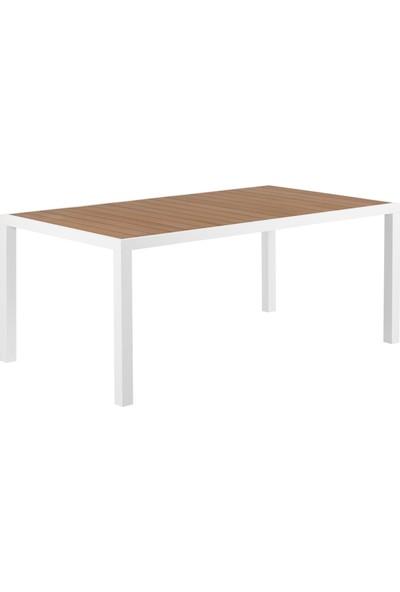 Masif Bahçe Masası Borum