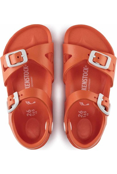 Birkenstock 1003537 Rio Eva Çocuk Günlük Sandalet