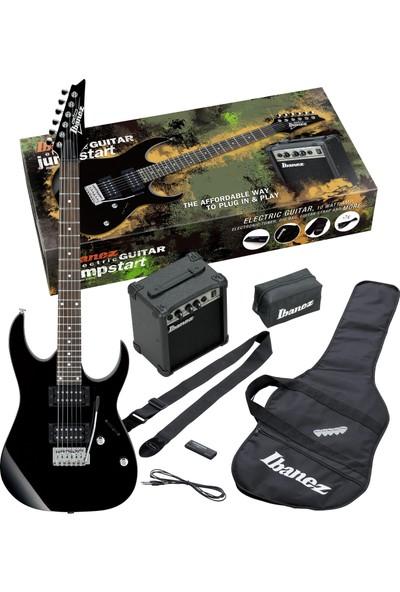 Ibanez IJRG200U-BK Elektro Gitar Seti