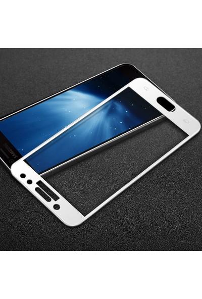 Microsonic Samsung Galaxy J5 Pro Tam Kaplayan Temperli Cam Ekran koruyucu Film