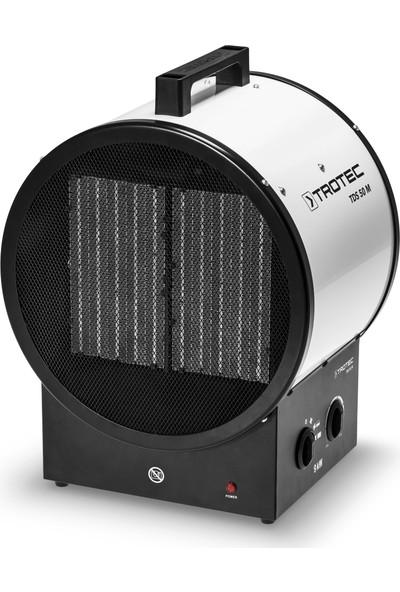 TROTEC TDS 50 M Seramik Elektrikli Fanlı Isıtıcı