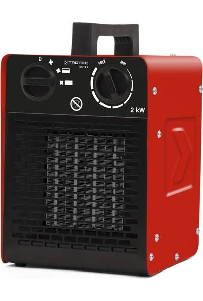 TROTEC TDS 10 C Seramik Elektrikli Fanlı Isıtıcı