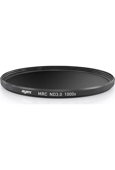 Ayex 58Mm Neutral Density Nd 3.0 1000X Mrc Slim Nd Filtre