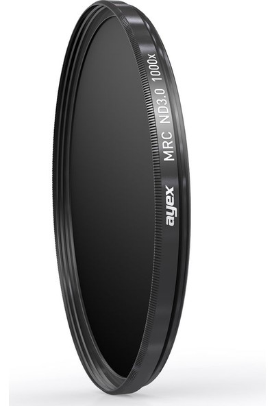 Ayex 55Mm Neutral Density Nd 3.0 1000X Mrc Slim Nd Filtre