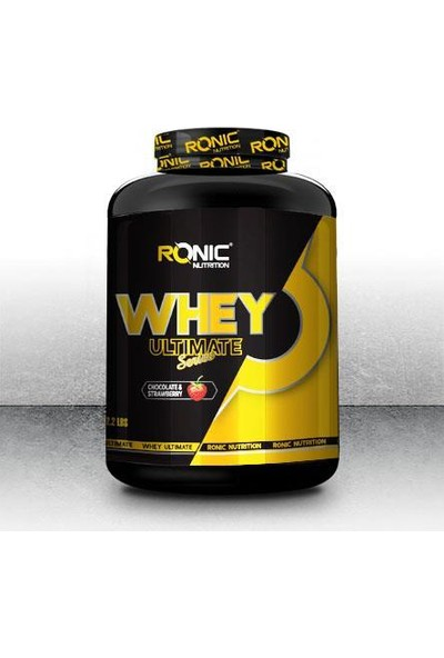 Ronic Nutrition Whey Protein 2.3 Kg
