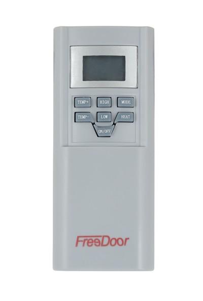 Freedoor Isıtıcılı Freedoor Hava Perdesi Rm 1209
