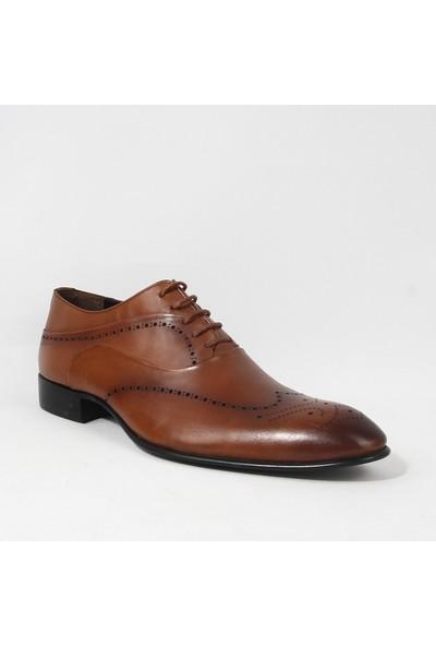 Armanc 368 Erkek Bağcıklı Klasik Ayakkabı Taba