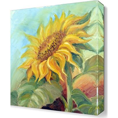 Dekor Sevgisi Ay çiçeği Yağlı Boya Tablo 45x30 Cm Fiyatı