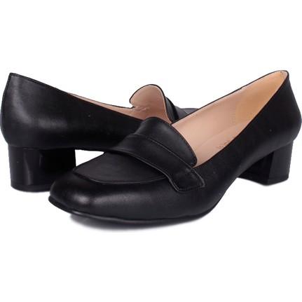 Loggalin 375023 031 014 Siyah Kadın Günlük Ayakkabı