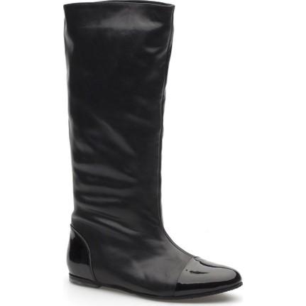 U.S. Polo Assn. A3375818 Siyah Kadın Çizme