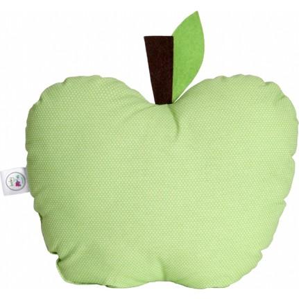 Baby Muu Yeşil Elma şeklinde Bebek Dekoratif Yastık Fiyatı